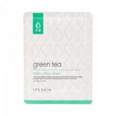 ItS SKIN Green Tea Watery kangasnaamio 17 g
