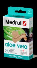 Medrull Aloe Vera antibakteer. laastari  20 kpl