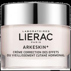 LIERAC ARKESKIN+ CREME hormonaaliseen ihon ikääntymiseen 50 ml
