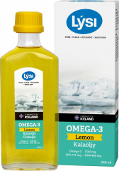 Lysi Omega-3 Lemon  X240 ml