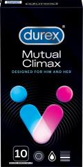 Durex Mutual Climax kondomi 10 kpl