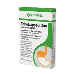 Apteekki Tehokapseli Duo 10 kaps